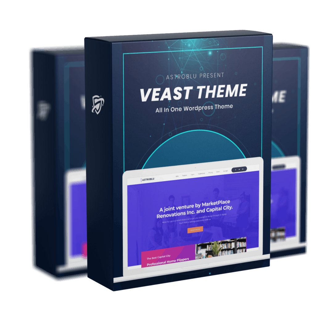 VEAST Wordpress Theme Review-VEAST Wordpress Theme Download